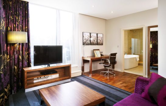 Junior Suite Apex London Wall