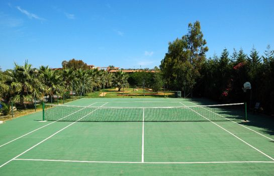 Tennisbaan Acacia Resort