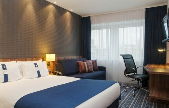 Zimmer Holiday Inn Express HAMBURG CITY CENTRE