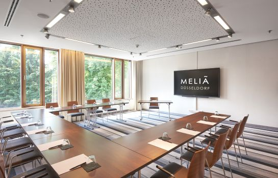 Meeting room Meliá Düsseldorf
