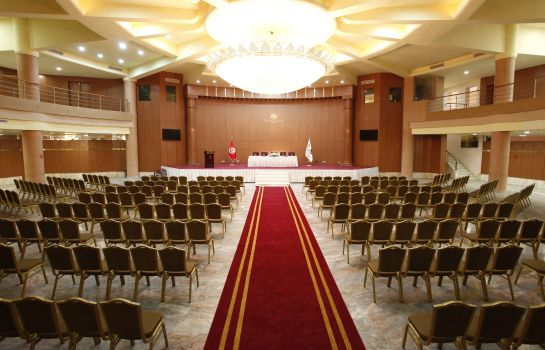 Congreszaal Tunis Grand Hotel