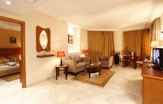 Junior-suite Tunis Grand Hotel
