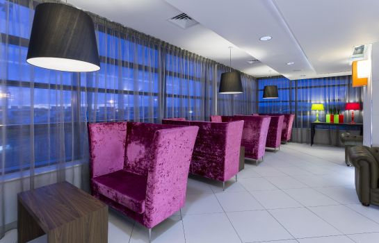 Hotelbar Hampton by Hilton Liverpool-John Lennon Airport