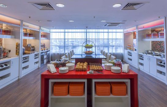 Restaurant Hampton by Hilton Liverpool-John Lennon Airport