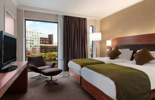 Zimmer Hilton Liverpool City Centre