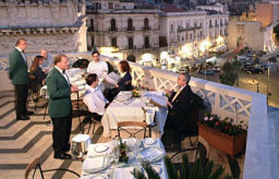 Restaurant Grand Hotel Ortigia