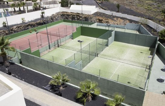 Tennis court Vitalclass Lanzarote Spa & Wellness Resort