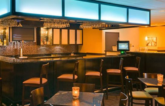 Bar del hotel Wyndham Garden Oklahoma City Airport