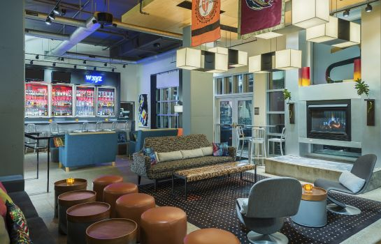 Hotel-Bar Aloft Tallahassee Downtown