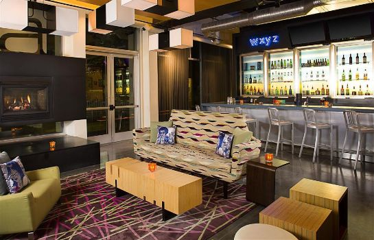 Hotel-Bar Aloft Jacksonville Airport