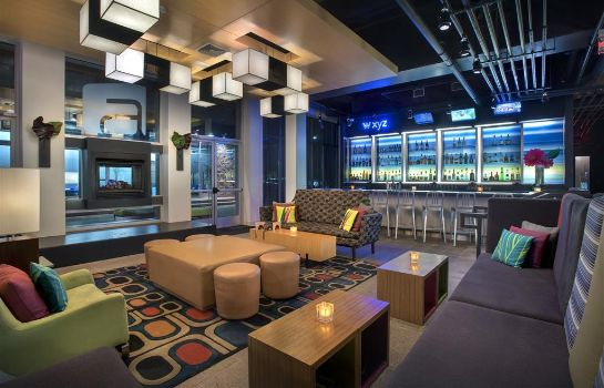 Hotel-Bar Aloft Nashville Franklin