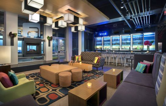 Bar del hotel Aloft Nashville Franklin