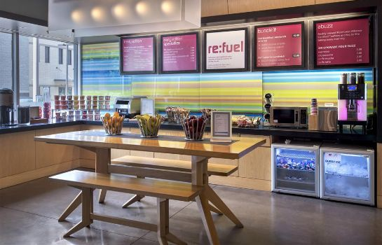 Restaurante Aloft Nashville-Cool Springs