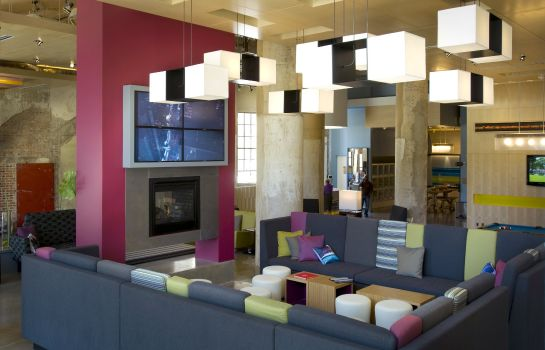 Hotel-Bar Aloft Dallas Downtown