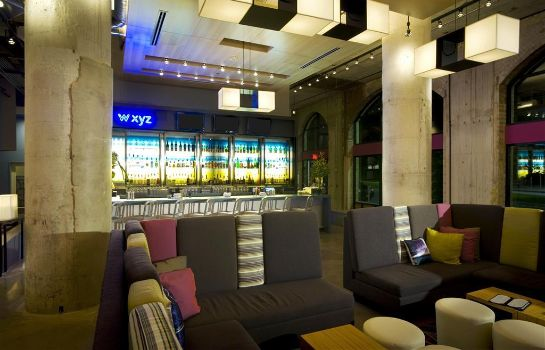 Bar hotelowy Aloft Dallas Downtown