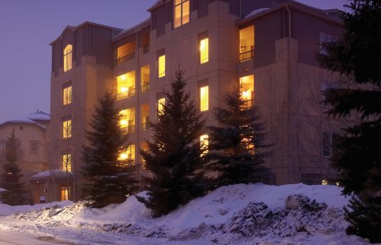 Buitenaanzicht Vail Valley  Avon Sheraton Lakeside Terrace Villas at Mountain Vista