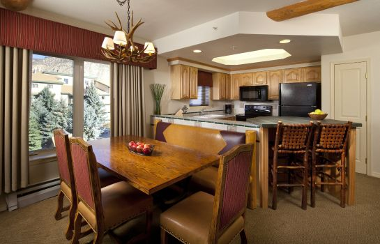 Kamers Vail Valley  Avon Sheraton Lakeside Terrace Villas at Mountain Vista