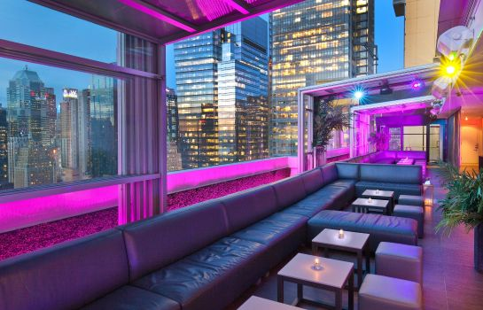 Bar de l'hôtel Four Points by Sheraton Midtown - Times Square