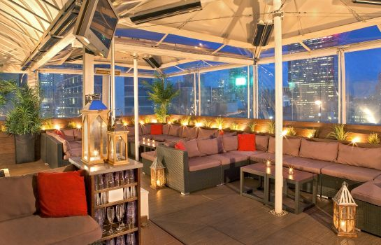 Hotel bar Four Points by Sheraton Midtown - Times Square