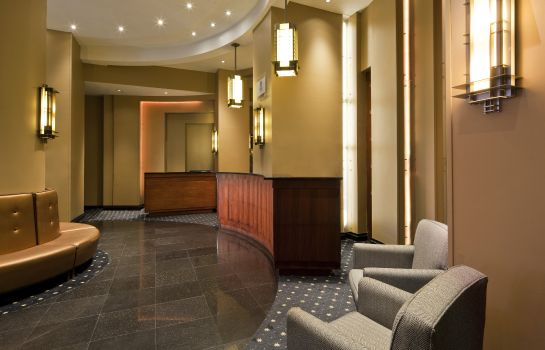 Hall de l'hôtel Four Points by Sheraton Midtown - Times Square