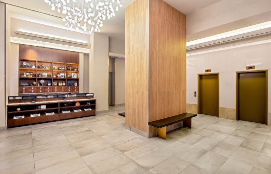 Hall Four Points by Sheraton Midtown - Times Square