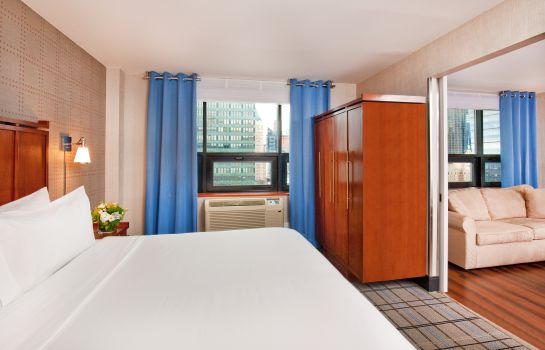 Zimmer Four Points by Sheraton Midtown - Times Square