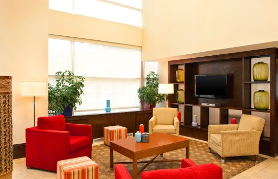 Hotelhalle Four Points by Sheraton Philadelphia City Center