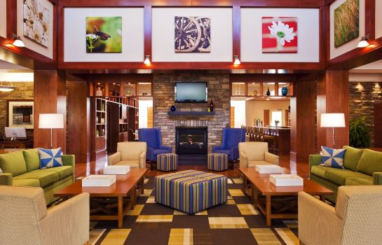Hotelhalle Four Points by Sheraton Columbus Ohio Airport