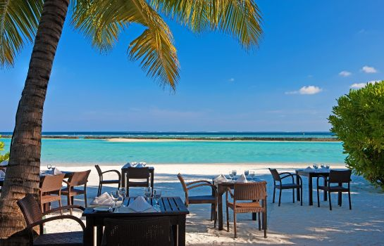 Restaurant Sheraton Maldives Full Moon Resort & Spa