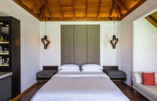 Chambre Sheraton Maldives Full Moon Resort & Spa
