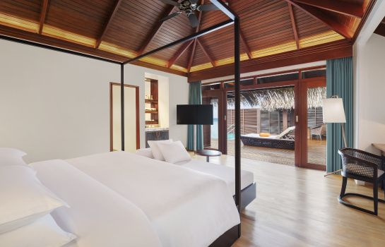 Room Sheraton Maldives Full Moon Resort & Spa
