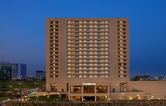Vista exterior The Westin Hyderabad Mindspace