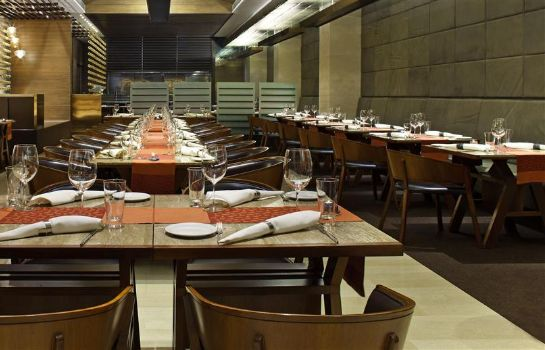 Restaurante The Westin Hyderabad Mindspace