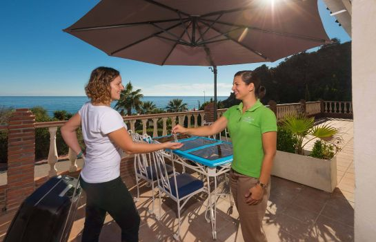 Empfang Olée Nerja Holiday Rentals by Fuerte Group