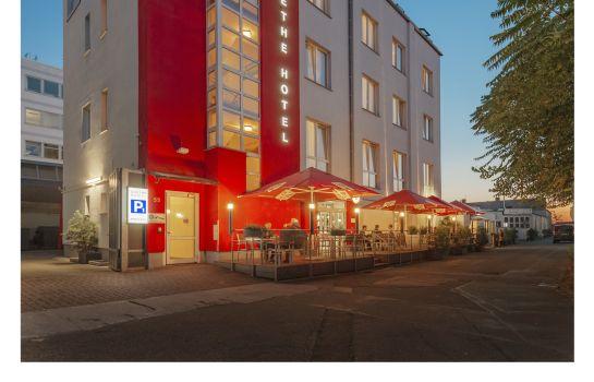 Goethe Hotel Messe By Trip Inn In Frankfurt Am Main Hotel De