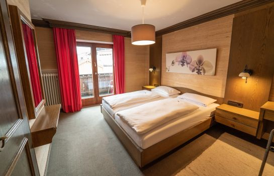 Double room (standard) Purzelbaum Pension