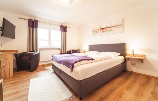 Double room (superior) Purzelbaum Pension