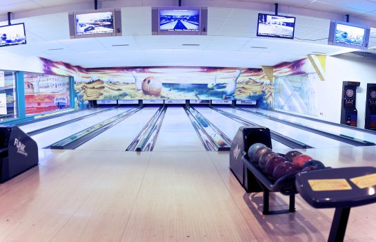 Bowling alley Hotel Olympica