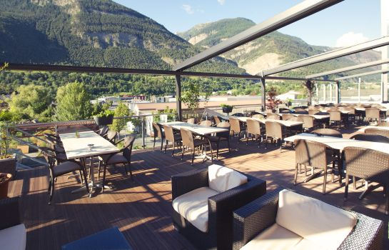 Terrasse Hotel Olympica