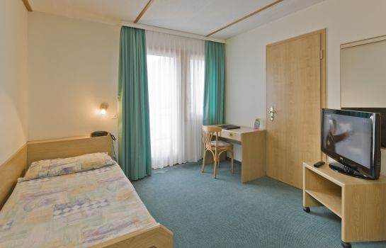 Single room (standard) Hotel Olympica