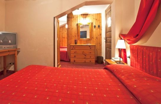 Standardzimmer Hotel Courmayeur