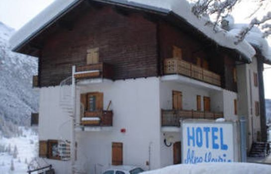 Exterior view Hotel Alpe Fleurie