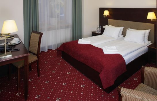 Double room (standard) Rixwell Old Riga Palace