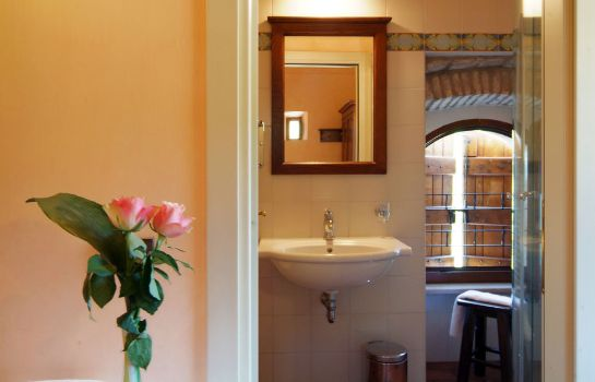 Badezimmer Valle Rosa Country House