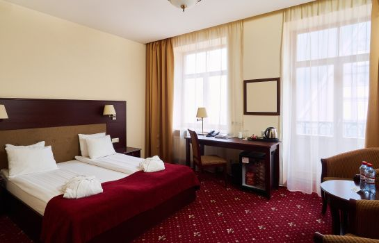 Double room (superior) Rixwell Old Riga Palace