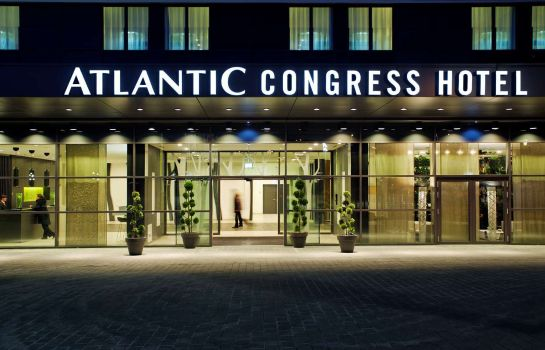 Vista esterna Atlantic Congress Hotel Essen