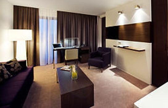 Junior Suite Atlantic Congress Hotel Essen