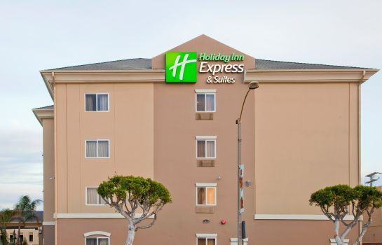Vista esterna Holiday Inn Express & Suites LOS ANGELES AIRPORT HAWTHORNE