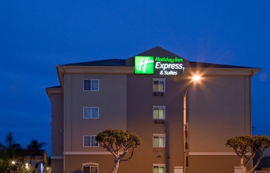 Exterior view Holiday Inn Express & Suites LOS ANGELES AIRPORT HAWTHORNE