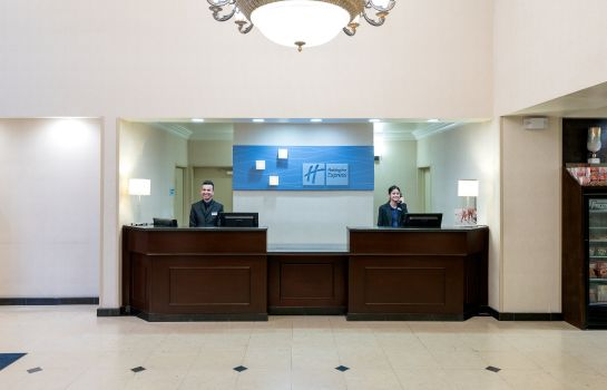 Hol hotelowy Holiday Inn Express & Suites LOS ANGELES AIRPORT HAWTHORNE